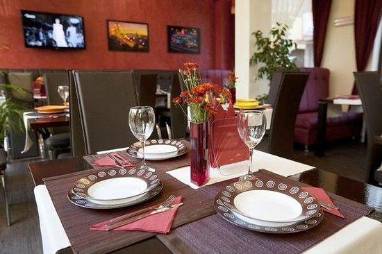 Hotel Aris: Restaurant