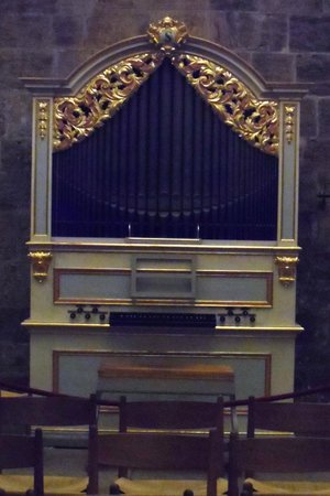 St. Peter's Cathedral (St. Petri Dom): kleine Orgel