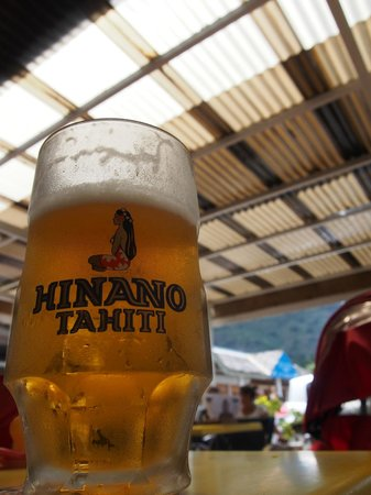 Aloe Cafe : ...beer