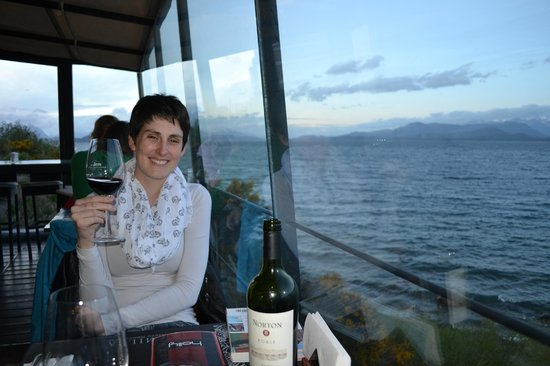 Holly Restobar: wine with a view