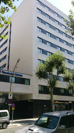 Travelodge Barcelona Poblenou: Hotel