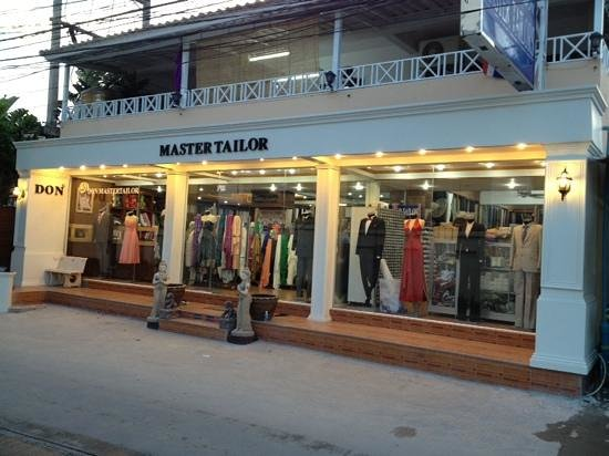 Don Mastertailor: Perfect bespoke tailoring can make you feel just right With prices set lower then that of brand