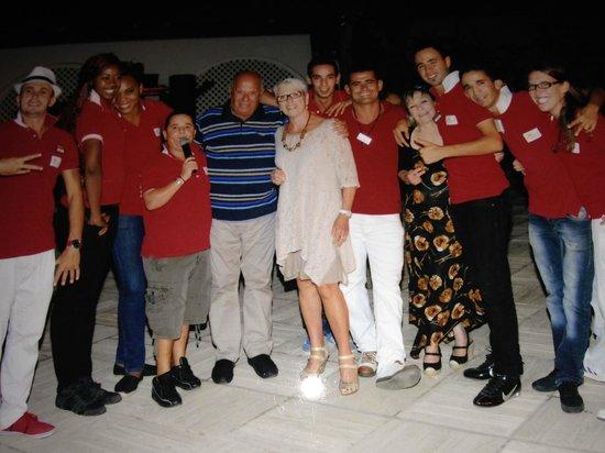 Seabel Rym Beach : Soirée anniversaire