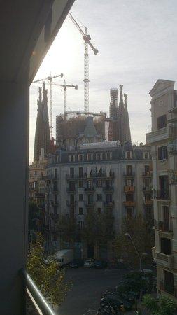 Apartaments Marina : Vue du balcon