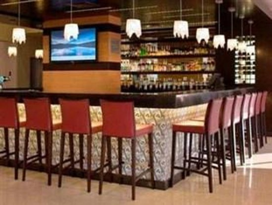 Kfar Maccabiah Hotel & Suites: Bar