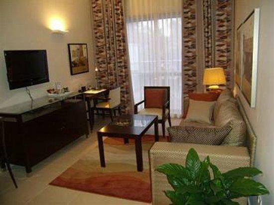 Kfar Maccabiah Hotel & Suites: Suite