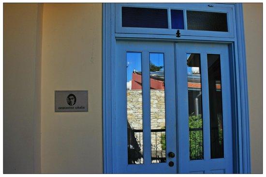 The Library Hotel Wellness Retreat: De kamerdeur