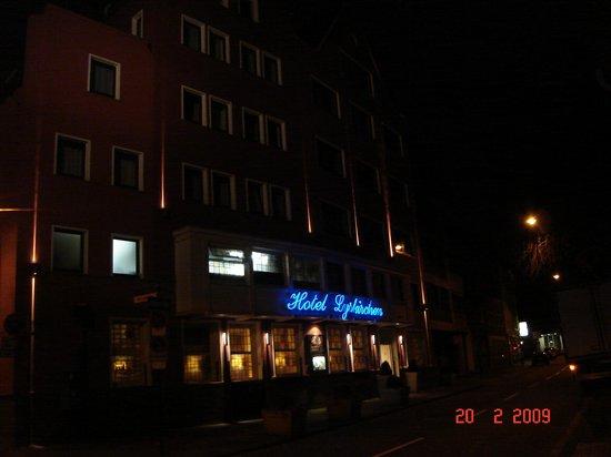 Hotel Lyskirchen : Hotel Lyskircehen