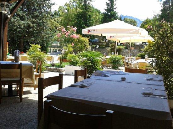 Residence delle Rose: ristorante