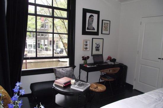 Maison Rika: camera 1° piano