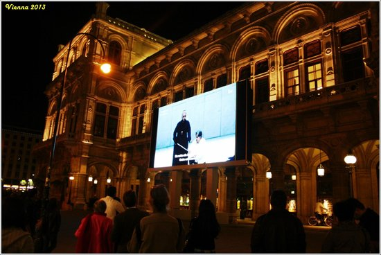 Ringstrasse: Live opera screening at Opera House