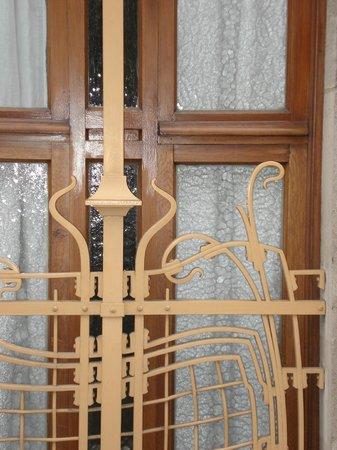 Horta Museum (Musee Horta): dettaglio