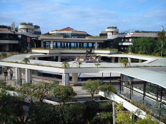 Fiesta Hotel Garden Beach: Ingresso