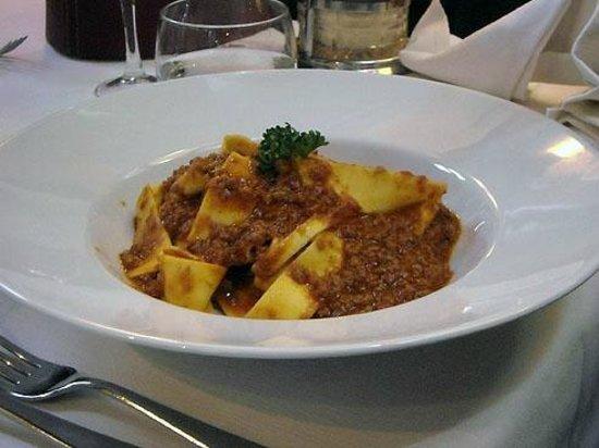 Grigliamania: Pappardelle alla bolognese