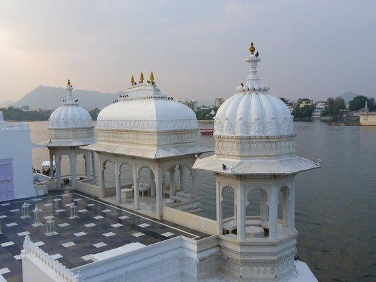 Taj Lake Palace Udaipur: Sneak peek of particpants of cultural show