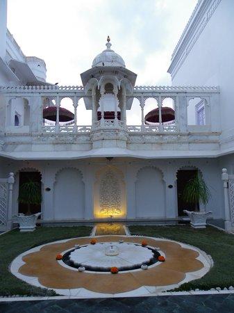 Taj Lake Palace Udaipur: View of the room