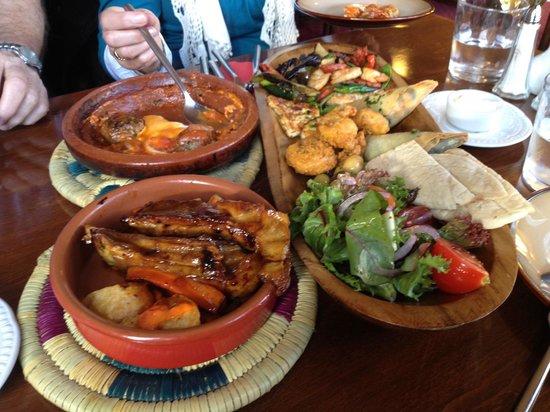 Alimo Restaurant: Utrolig god mat!