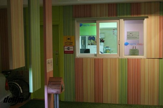 Hostel Korea : HK