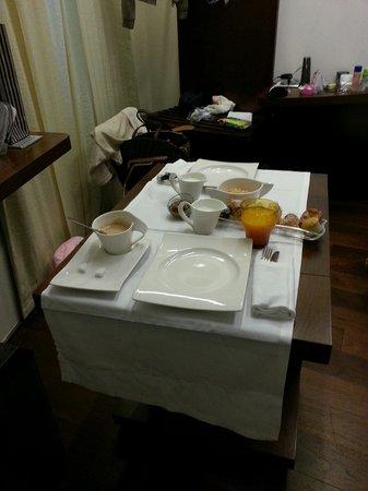 Residenze SuiteSistina for Lovers: Mmmm la colazione è spettacolare