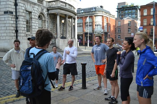 Sight Jogging Dublin Tours Co.