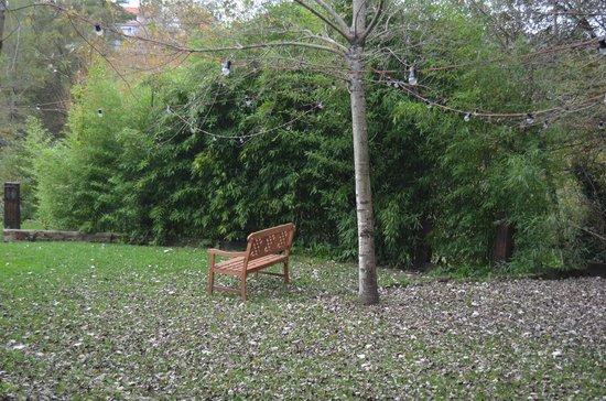 Hotel Spa Relais & Chateaux A Quinta da Auga: Garden