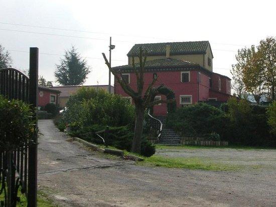 Agugliano, Italien: Agriturismo Le Noci