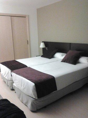 Centric Atiram Hotel : la chambre