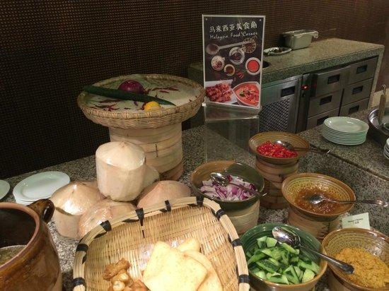 New World Wuhan Hotel: Buffet