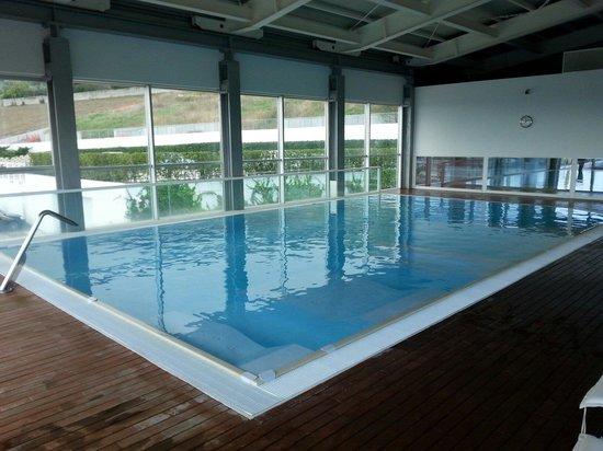 Hotel Horizon: La piscina con vari giochi d'acqua