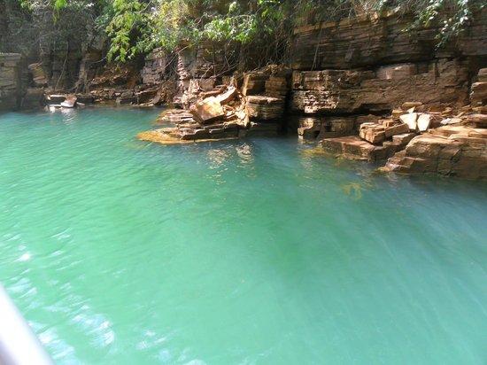 Capitólio, MG: Canyons de Furnas