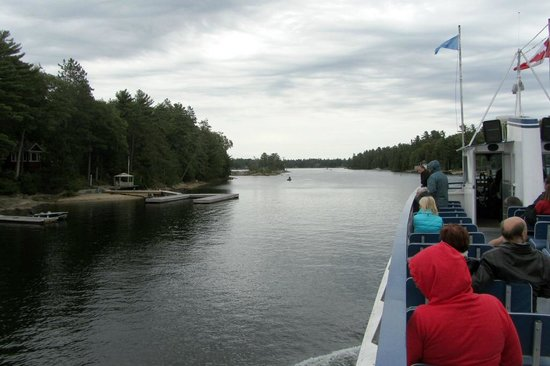 Miss Midland  Boat Cruises: 30.000 Islands