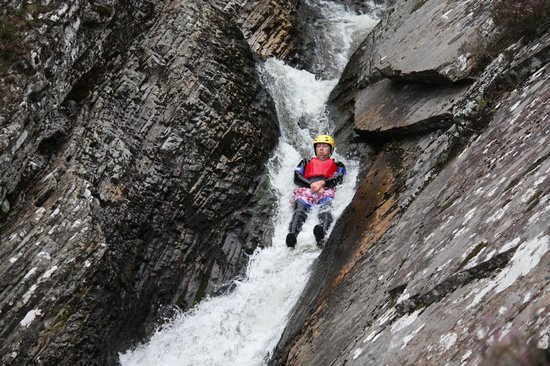 Full On Adventure: Canyoning