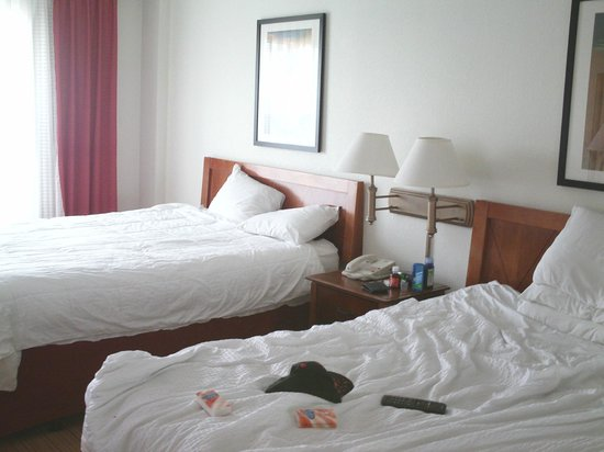 Residence Inn by Marriott Orlando at SeaWorld: 2 queen beds in room 2