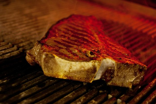 The Grill : T-Bone Steak der Klassiker unter den Großen