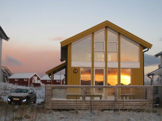 Sommaroy Arctic Hotel Tromso: Cabin 66