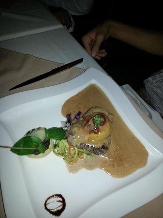 Sage Restaurant & Wine Bar: my plate,i loved it !