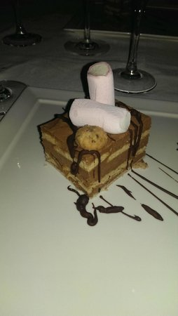 AR Diamante Beach SPA Hotel & Convention Centre: POSTRE
