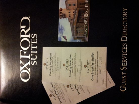 Oxford Suites Boise: Manager's reception in a lovely Great Room,  free drinks  and horsd'oeuvres