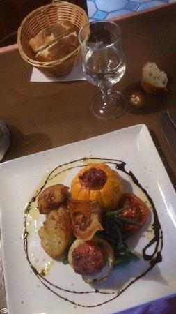 Chez l'Ahumat : Plat du jour délicieux