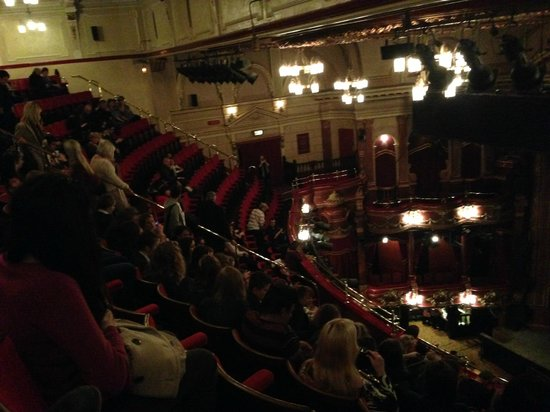 Billy Elliot The Musical : Grand Circle seats