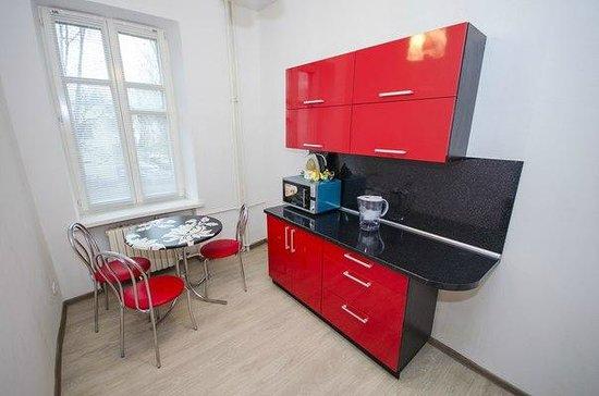 Like Hostel: Кухня