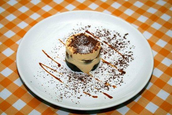 Frascati: Sobremesa Deliciosa