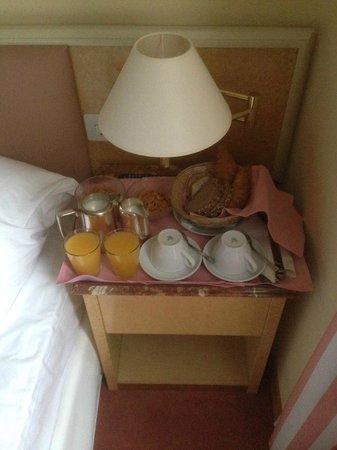 Savoy Hotel: 60 fränkiges Frühstück für zwei