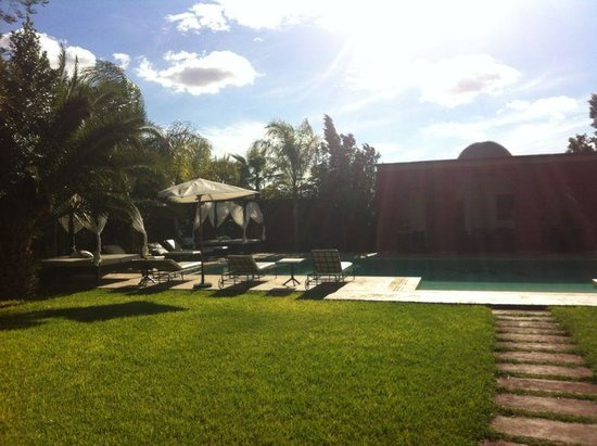 El Miria Palais Riad: Piscine