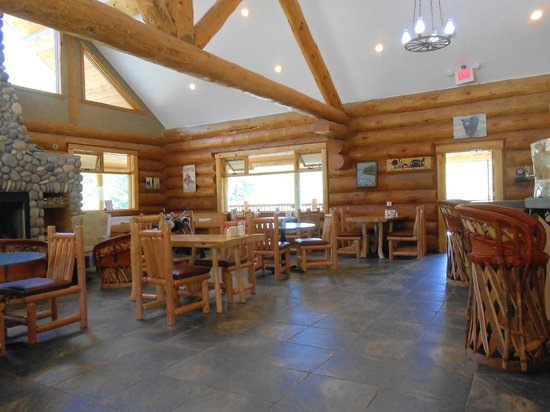 Purden Lake Resort Restaurant: le restaurant