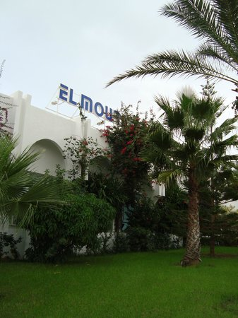 El Mouradi Mahdia : отель