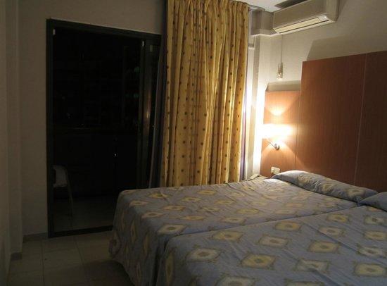 Eurosalou Hotel: Номер
