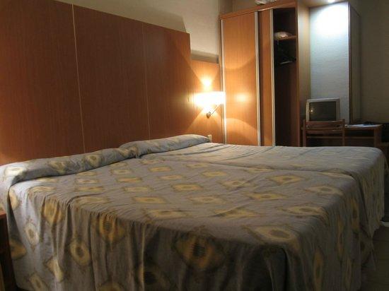 Eurosalou Hotel: Duble Room