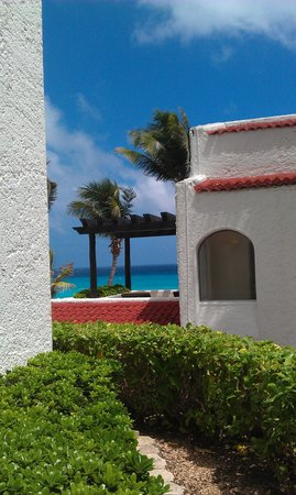 GR Caribe by Solaris : Our room in 2.floor with our own terrace.