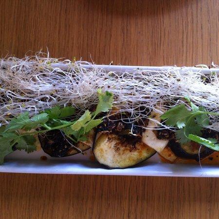 Bonifacio's Barra Gourmet: Aubergine
